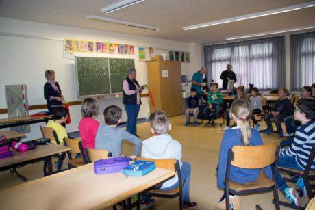 Selbstsicherheitstraining für Parchimer Schüler